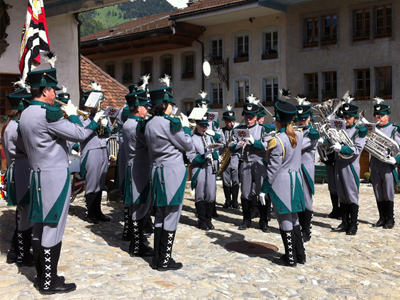 Fanfare Police Cantonale Fribourg